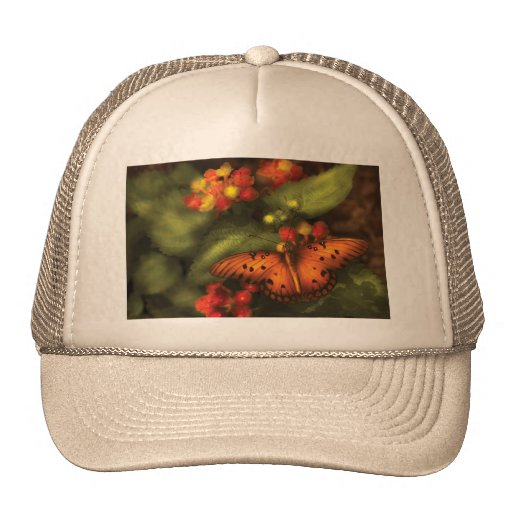 Butterfly - Heliconius Mesh Hat