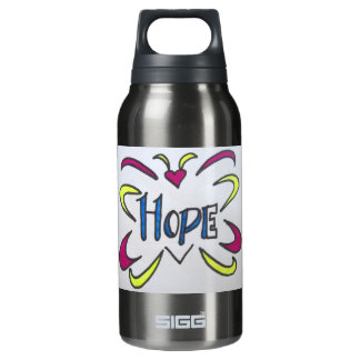 Butterfly Hope Insulated Water Bottle