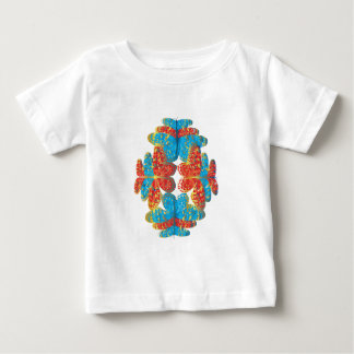 Butterfly Hues Baby T-Shirt