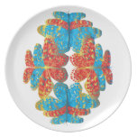 Butterfly Hues Dinner Plates