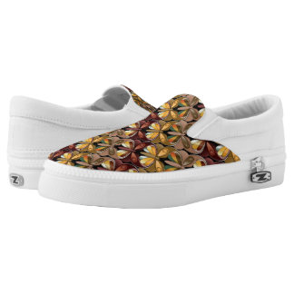 Butterfly Hugs - Slip-On Shoes Printed Shoes