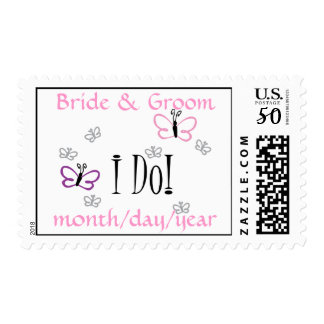 Butterfly I Do! Postage