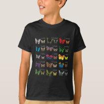 Butterfly Identification T-Shirt