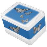 Butterfly Igloo Cooler