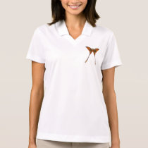 Butterfly Illustration - Polo Shirt