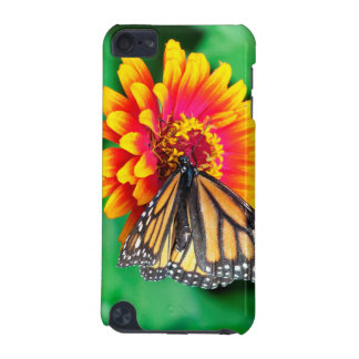 butterfly in a flower iPod touch (5th generation) case