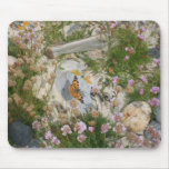 Butterfly in Brittany Mouse Pad