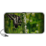 BUTTERFLY IN SPRING TRAVELLING SPEAKERS