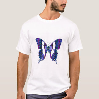 Butterfly In The Ocean T-Shirt