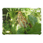 Butterfly in Tropical Leaves Nature Photography iPad Mini Cover
