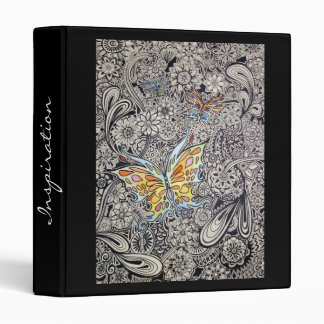 Butterfly Ink Binder