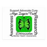 Butterfly Inspiration - Mental Health Awareness Postcards