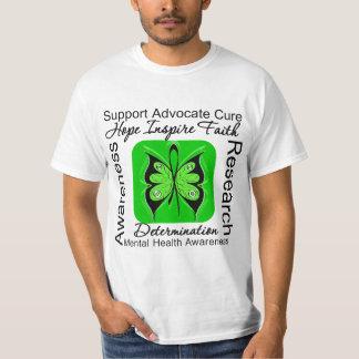 Butterfly Inspiration - Mental Health Awareness T-shirts