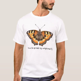 Butterfly Inspirational T-Shirt