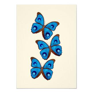 Butterfly Invitacion Personalizada