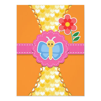 Butterfly Invitation for All Occasions