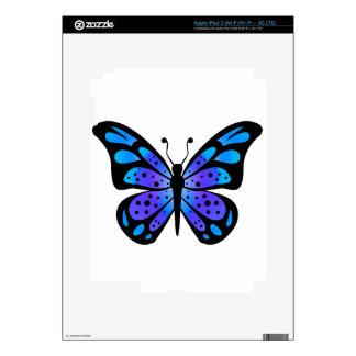 butterfly iPad 3 skin