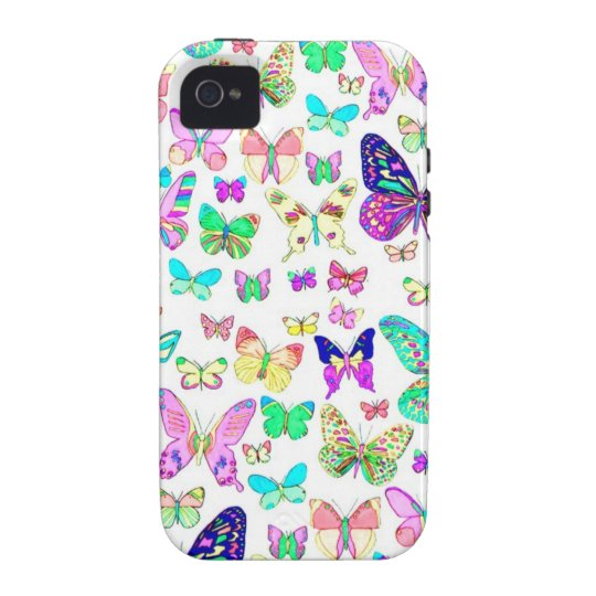 Butterfly-iphone4 case