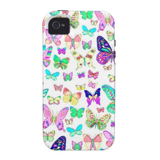 Butterfly-iphone4 case Case-Mate iPhone 4 cases