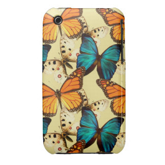 Butterfly iPhone 3GS Case Case-Mate iPhone 3 Cases