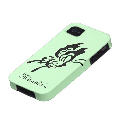 Butterfly iPhone 4/4S Covers