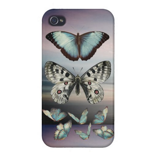 Butterfly Case For iPhone 4