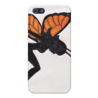 Butterfly Case For iPhone 5