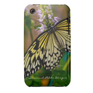 Butterfly iPhone Case iPhone 3 Case-Mate Cases