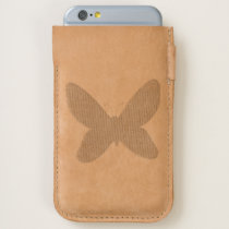 Butterfly Iphone Pouch