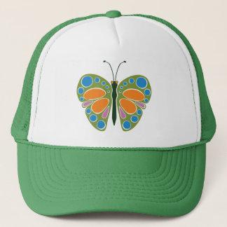 Butterfly Jam: Green Trucker Hat