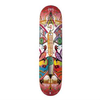 Butterfly Jamboree Skateboard Deck
