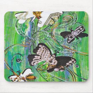 Butterfly Jewels Mousepad