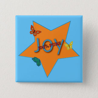 Butterfly Joy Button