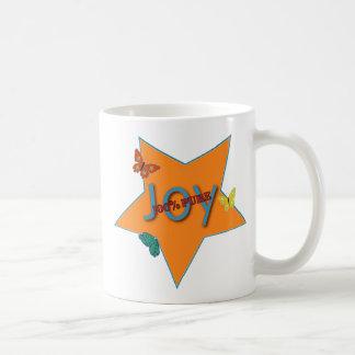 Butterfly Joy Mug