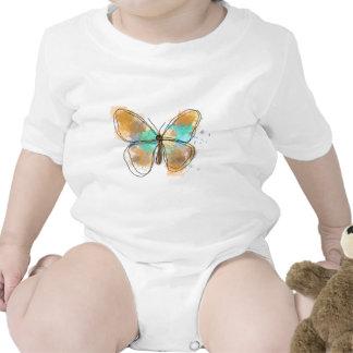 butterfly .JPEG Bodysuit