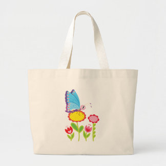 Butterfly Jumbo Tote Bag