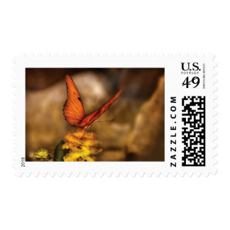 Butterfly - Just a bit of orange Postage