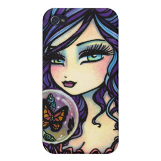 Butterfly Keeper by Hannah Lynn Case For iPhone 4