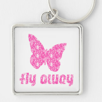 Butterfly Key-Chain Keychain