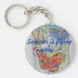 Butterfly Keychains