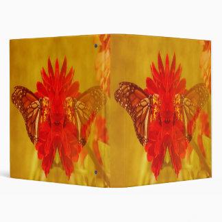Butterfly King Avery Binder