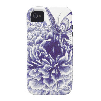 Butterfly Kiss iPhone 4 Covers