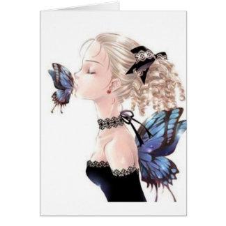 Butterfly Kiss, Daisey Van Diesel Card