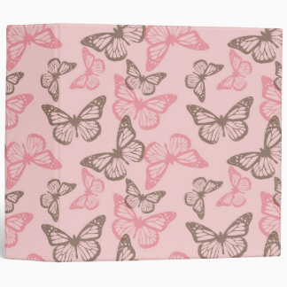 Butterfly Kisses 2.0 Binder