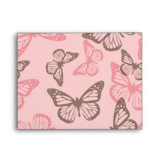 Butterfly Kisses A2 Envelope