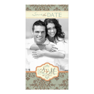 Butterfly Kisses Antique SD Photo Card