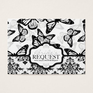Butterfly Kisses Bold Business Card