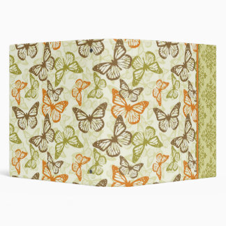 Butterfly Kisses Charming 1.5 Binder