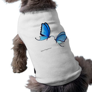 Butterfly Kisses Doggie Tshirt