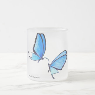 Butterfly Kisses Coffee Mugs